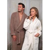 Классический махровый халат Natural Dream