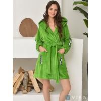 Женский бамбуковый халат Atmosfera