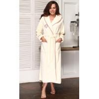 Женский бамбуковый халат с капюшоном Juliette