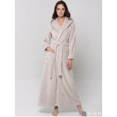 Махровый халат LADY
