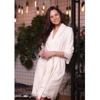 Женский бамбуковый халат MIRABELLA