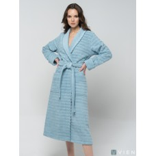 Махровый халат MS.WAVE
