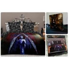 Комплект постельного белья Готика A17 Темный ангел