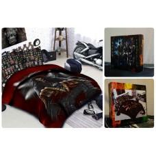 Комплект постельного белья Байкеры А27 Hard Rock