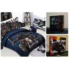 Комплект постельного белья Байкеры А24 IDOLS