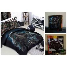 Комплект постельного белья Байкеры А30 Heavy Metal