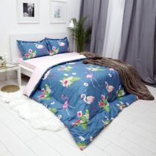 Постельное белье из сатина Фламинго, Your Dream