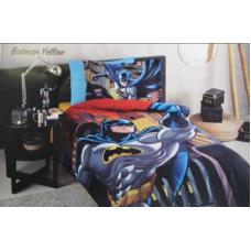 Комплект постельного белья BATMAN YELLOW