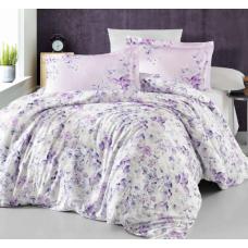Комплект постельного белья  Ecosse Satin (LILYA) сатин евро