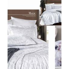 Комплект постельного белья  Ecosse Satin (MAGIC) сатин евро