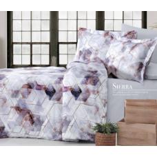 Комплект постельного белья  Ecosse Satin (SIERRA) сатин евро