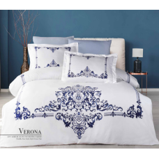 Комплект постельного белья  Ecosse Satin (VERONA) сатин евро