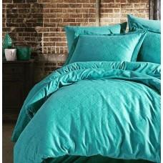 Комплект постельного белья Saheser  Tekstil сатин евро