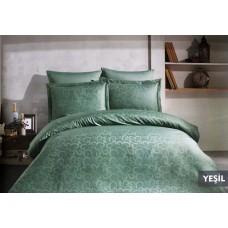 Комплект постельного белья Sahesr Tekstil сатин евро