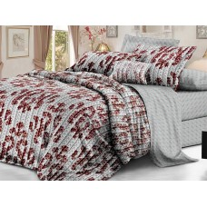 Комплект постельного белья, сатин Адалард