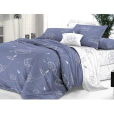 Комплект постельного белья, сатин Галилео