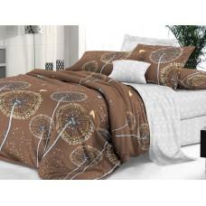 Комплект постельного белья, сатин Данделион