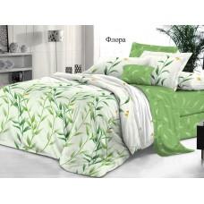 Комплект постельного белья, бязь Флора