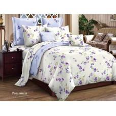 Комплект постельного белья, бязь Роза Линда