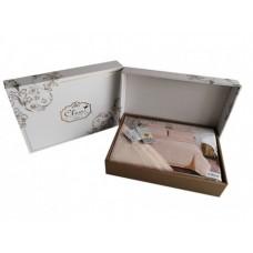 Постельное бельё Soft Cotton (Лён) 001