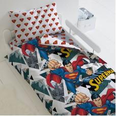 Постельное белье «Супермен» лицензионное