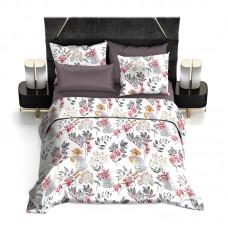 Комплект постельного белья сатин BRAVO , на резинке