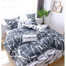 Комплект постельного белья люкс-сатин на резинке AR094
