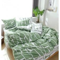 Комплект постельного белья люкс-сатин на резинке AR096