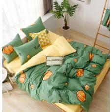 Комплект постельного белья люкс-сатин A098