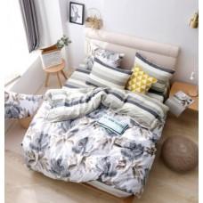 Комплект постельного белья люкс-сатин на резинке AR099