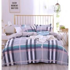 Комплект постельного белья люкс-сатин на резинке AR100
