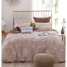 Комплект постельного белья люкс-сатин на резинке AR102
