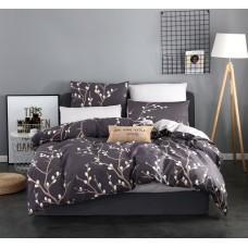 Комплект постельного белья люкс-сатин на резинке  AR62
