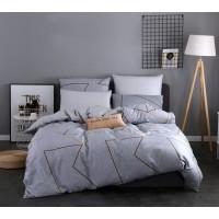 Комплект постельного белья люкс-сатин A64