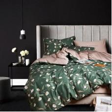 Комплект постельного белья Сатин Премиум CPA008