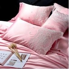 Комплект постельного белья Сатин-Шёлк DH001