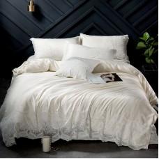 Комплект постельного белья Сатин-Шёлк DH002