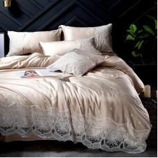 Комплект постельного белья Сатин-Шёлк DH004