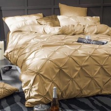 Комплект постельного белья Сатин-Шёлк DH008