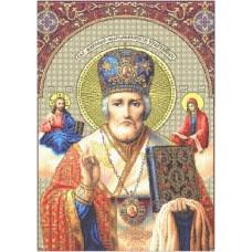 Икона Николай Мирликийский  25х30