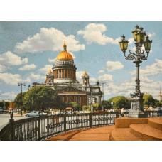 СПб Исаакиевский собор 2, 50х35