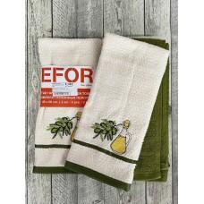 Полотенце кухонное EFOR (2шт) (40*60)