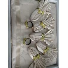 Скатерть Maison Royale KURDELELİ 160*220 (бабочка)