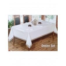 Скатерть Maison Royale DESIRE SET 160*220 8 caлфеток