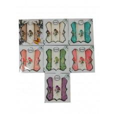 Набор полотенец EFOR из 3-х предметов (50*90-2шт.;70*140)