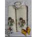 Набор полотенец EFOR TEKSTIL (DIABELLA) из 2-х предметов (50*90; 70*140) мод 4