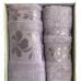 Набор из 2 х полотенец  50*90  70*140, 100% бамбук