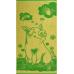 Полотенце пестротканое сувенирное 50х90 Хлопок 100%