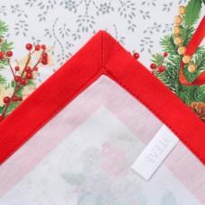 """Дорожка на стол """"Этель"""" Рождественский бал 30х70 см, 100% хл"""