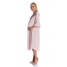 Комплект женской одежды ночной халат 2 предмета